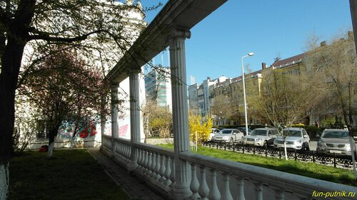 Весенний Ростов-на-Дону