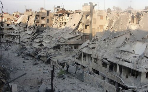 TOPSHOTS-SYRIA-CONFLICT-20121009-165822