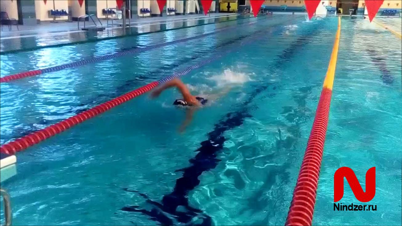 Плавание с Nindzer