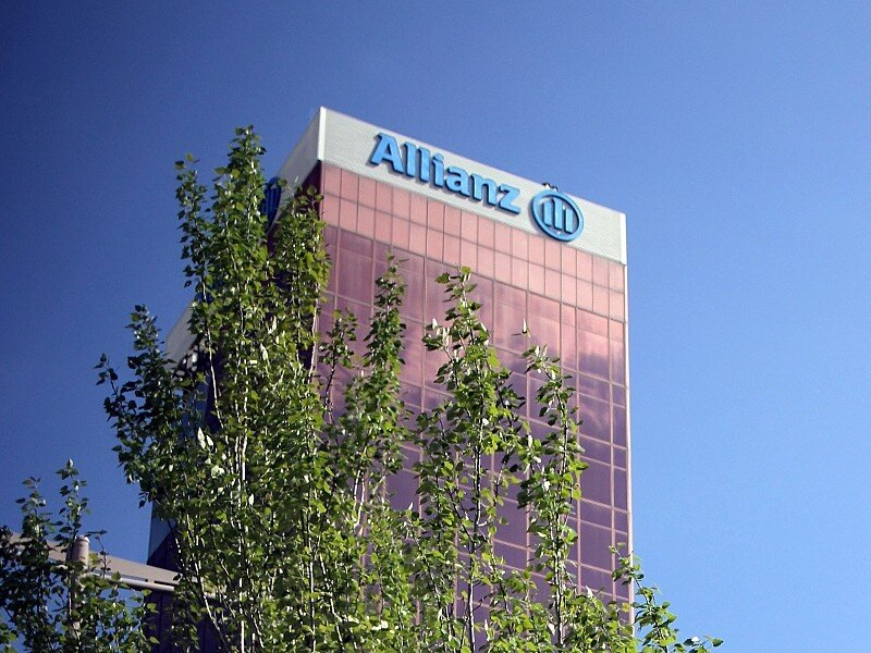 Allianz SE tower (Edificio Allianz), Barcelona