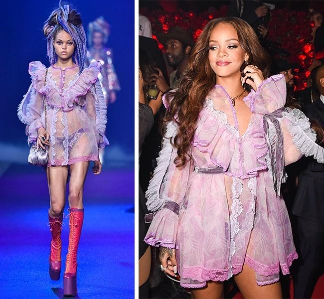 © East News  © REX  Все вариации натему кукольных платьев: мини, макси, прозрачные, пол
