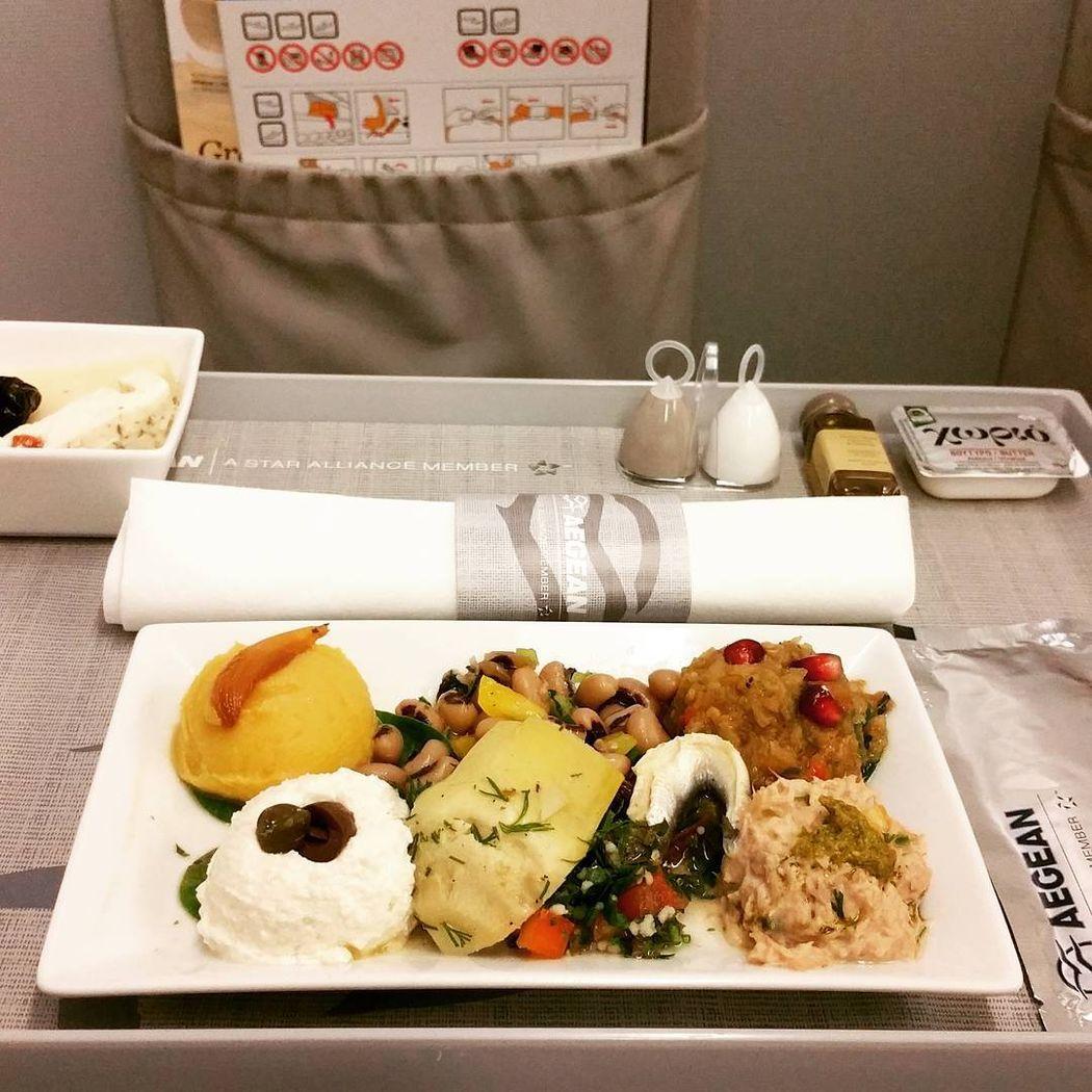 Бизнес-класс. Korean Airlines