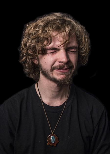 Бакминстер, 20 лет: «Каждый раз, когда я плачу, я улыбаюсь после, потому что осознаю, что нам, людям