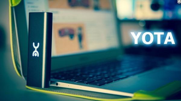 Yota призывает кнезависимости отWi-Fi