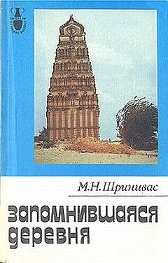 Аудиокнига Запомнившаяся деревня - Шринивас М.Н.