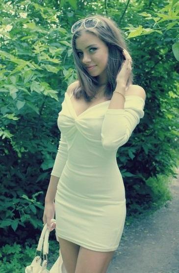частный красивой девушки фото