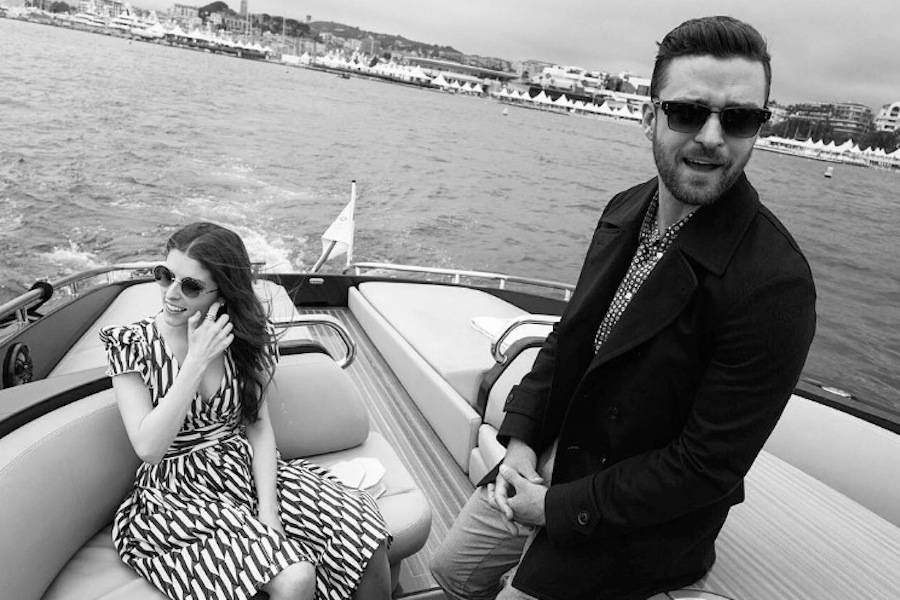 Black & White Backstage Portraits at Cannes Festival 2016