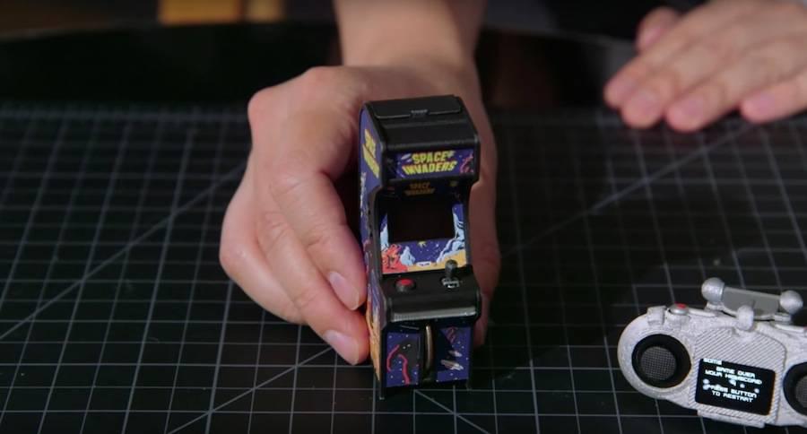 Tiny Playable Arcade Game