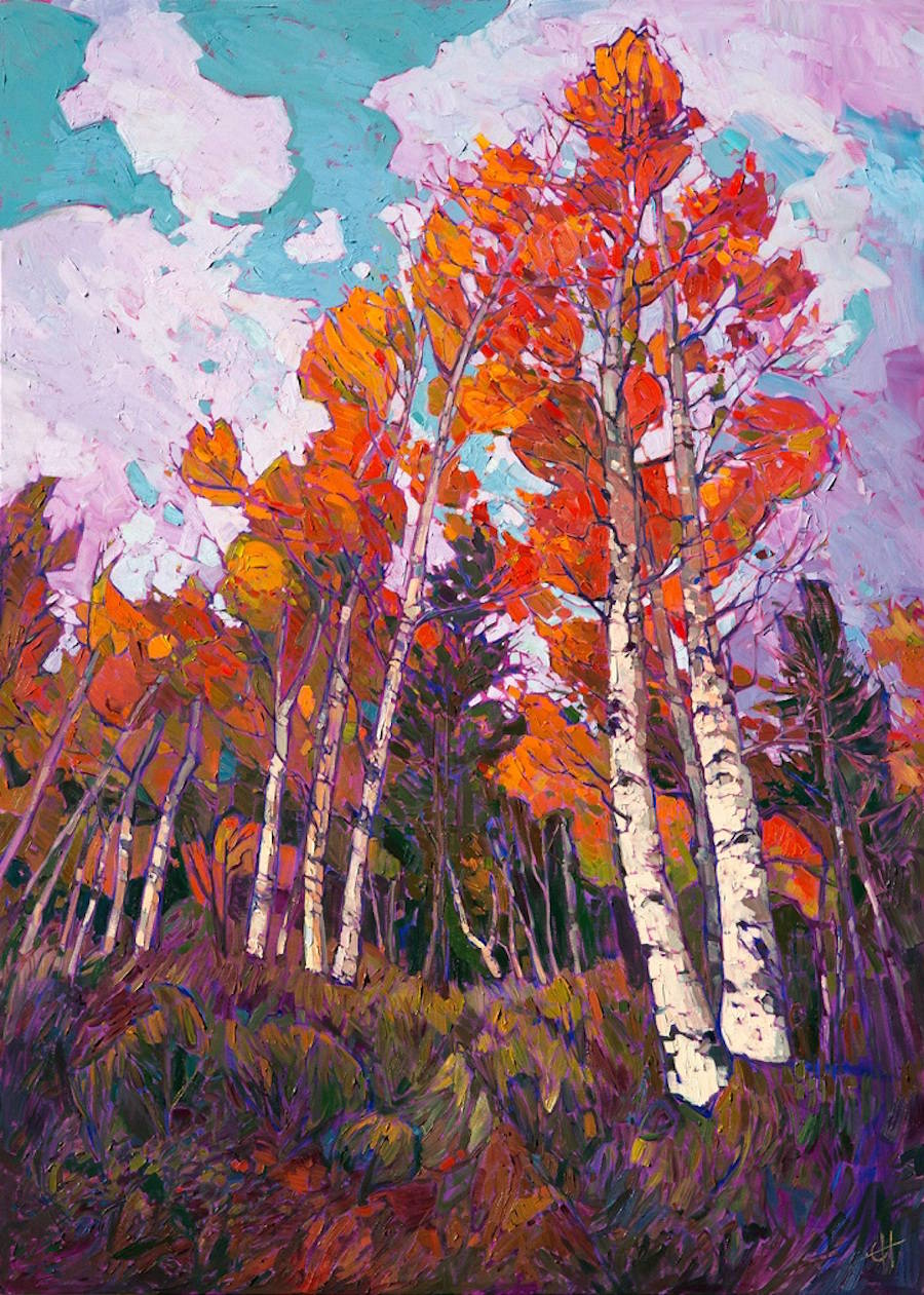 Impressionist Paintings of American Natural Parks