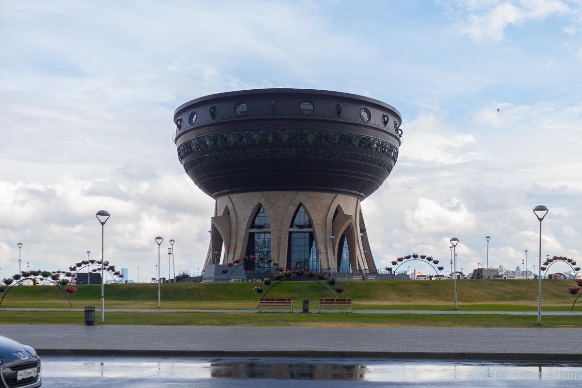 Казань с крыши Казана 1