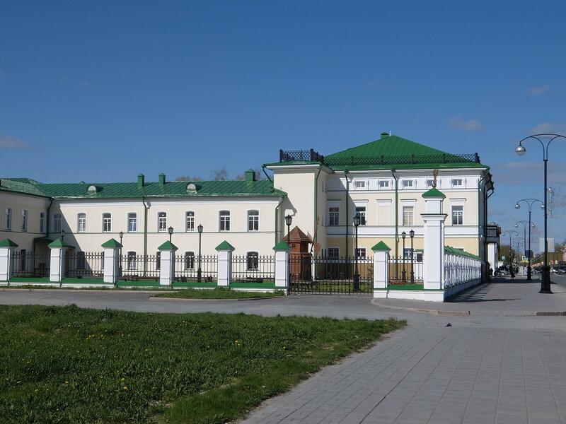 Тобольск - Семинария
