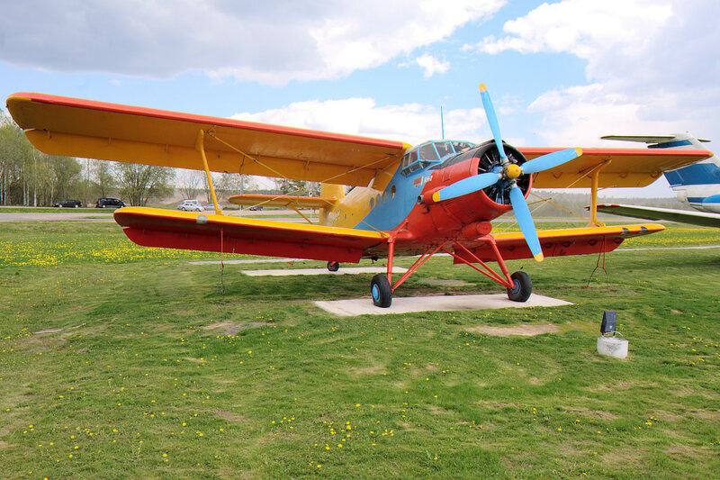 Ан-2 EW-237CD