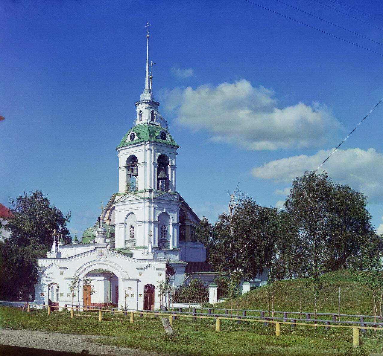 Церковь Исидора Блаженного (Вознесения)