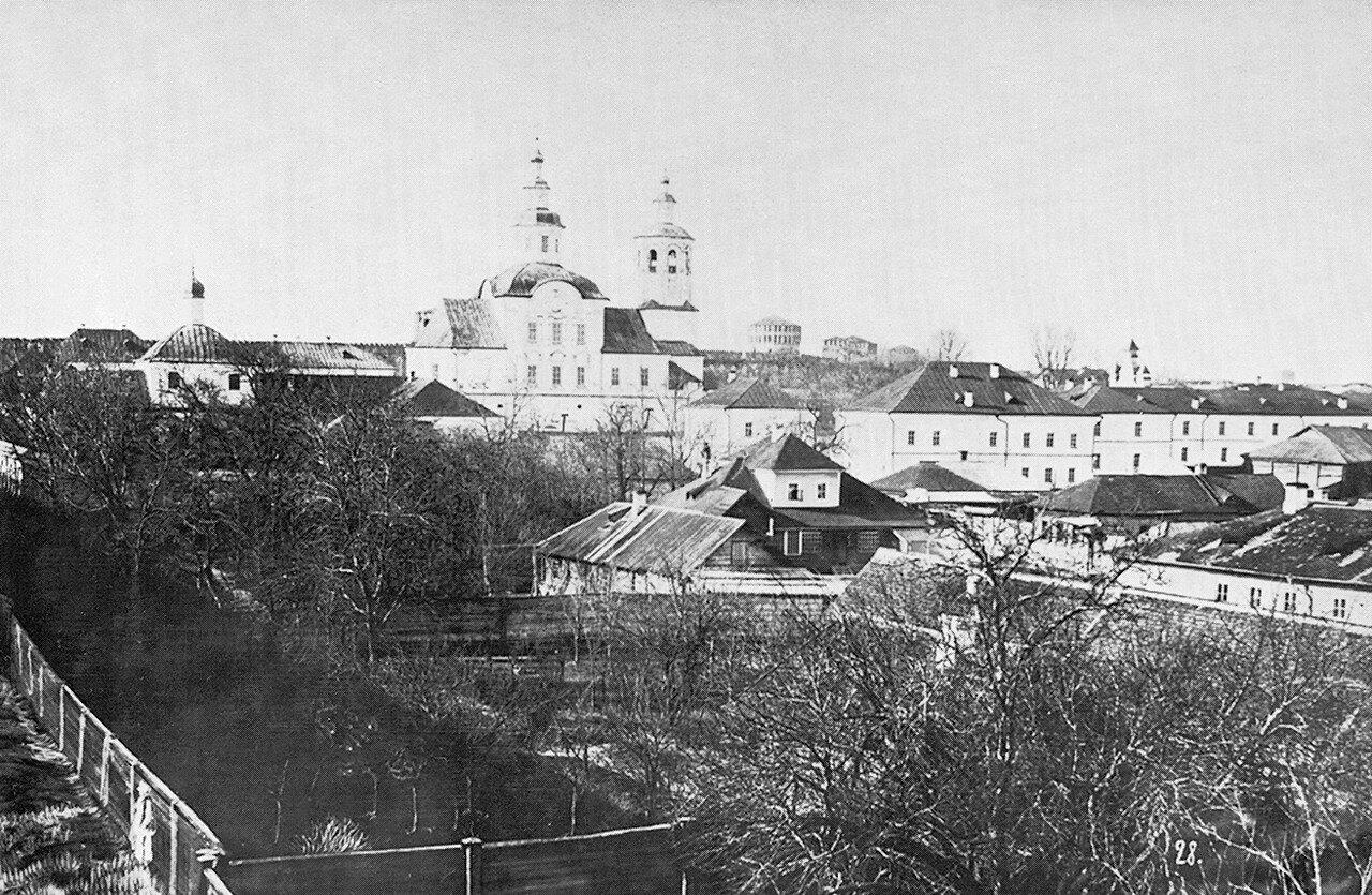 Авраамиевский монастырь. 1880—1900