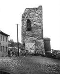 Торец крепостной стены у Рачевского пролома. 1907