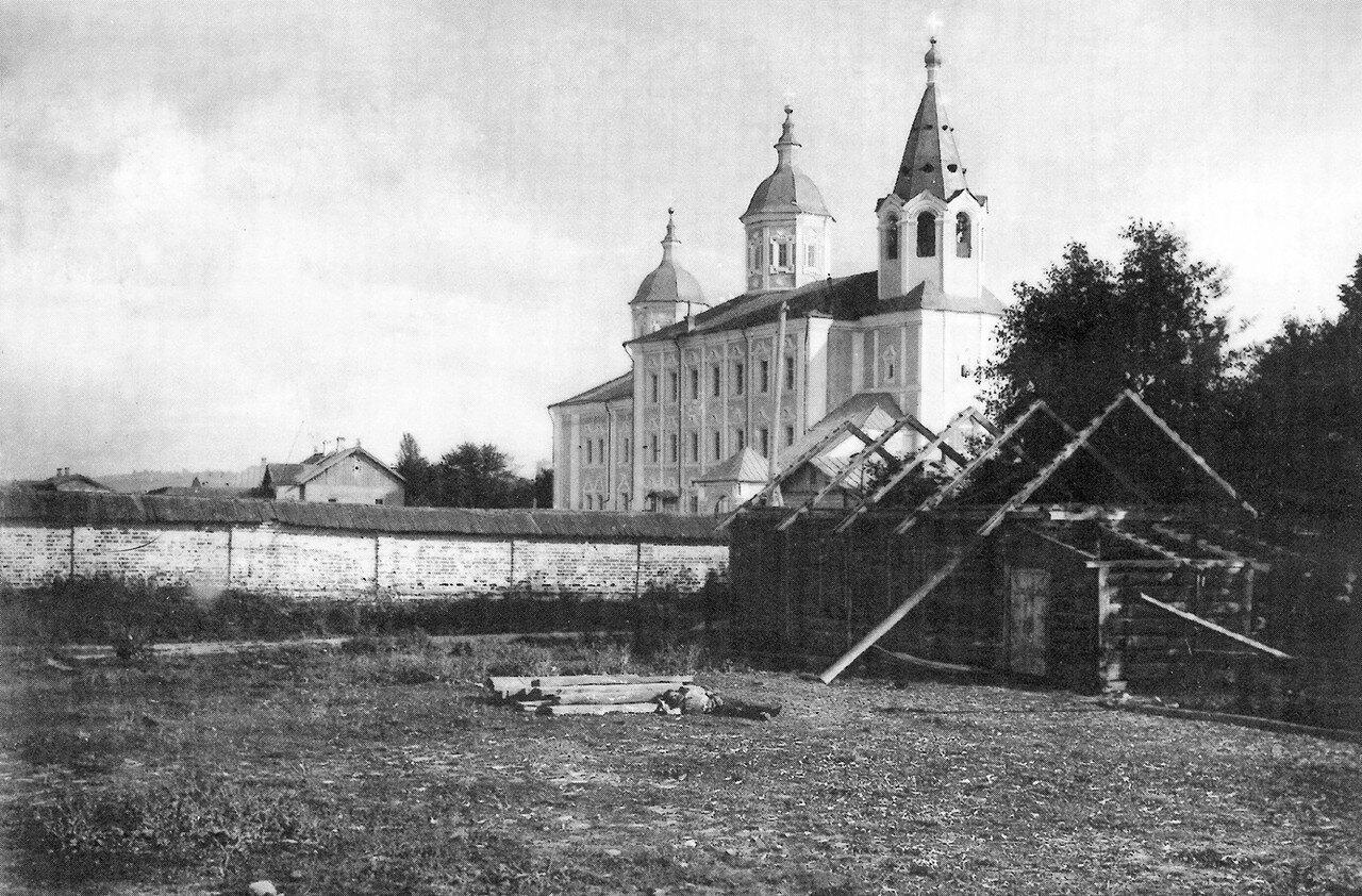 Церкви св. Варвары и апостолов Петра и Павла. 2 сентября 1907