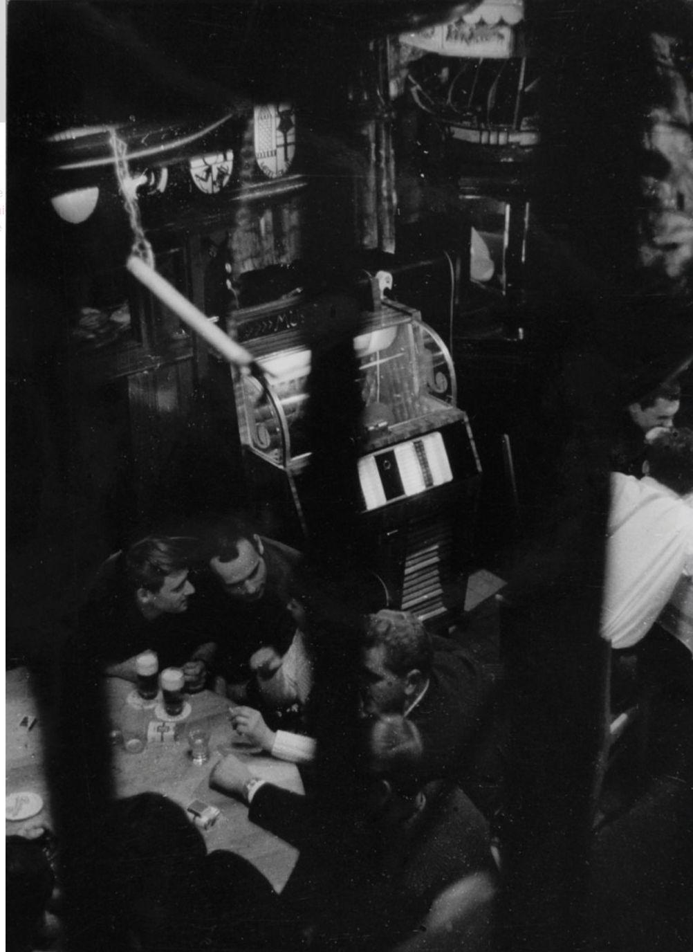 1967. Росток. Кафе