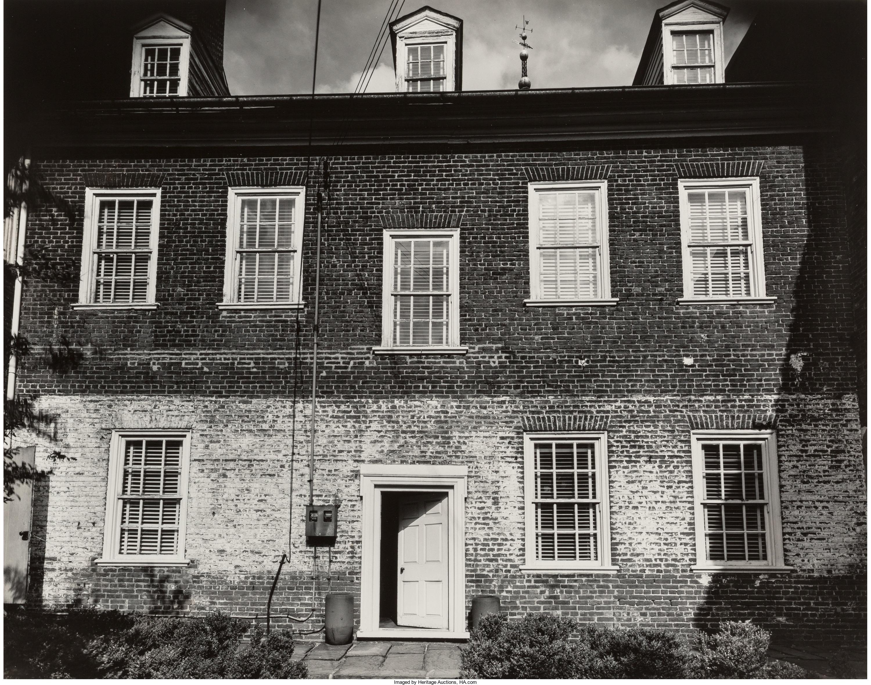 1937. Дом в Сохо
