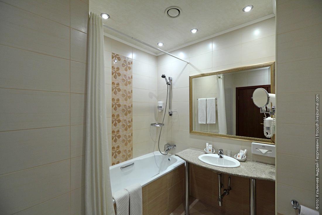 отель волжская ривьера в угличе ванная люкса