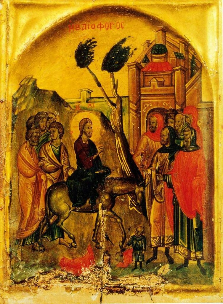 Christ_entering_Jerusalem_icon синай 14 в..jpg