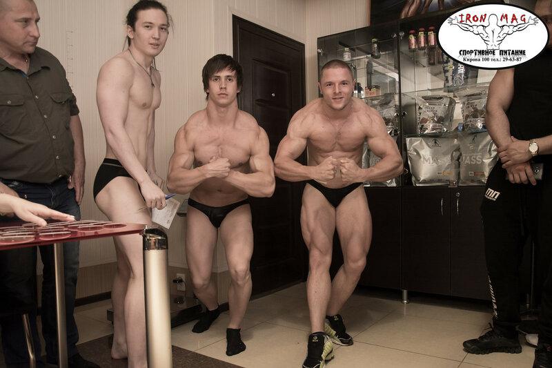 Открытый Кубок Астраханской области по бодибилдингу 2016 (Регистрация)
