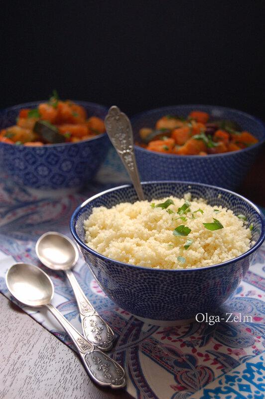 Тажин с марокканскими специями
