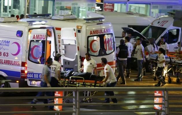 Теракт в Стамбуле: Количество погибших достигло 38 человек
