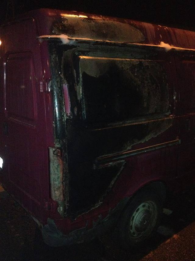 6 автомобилей горели в Киеве на протяжении суток. ФОТОрепортаж
