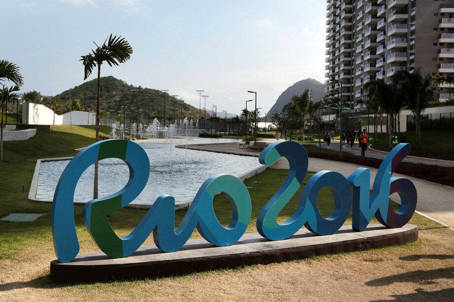 Рио-де-Жанейро. За день до открытия XXXI летних Олимпийских игр