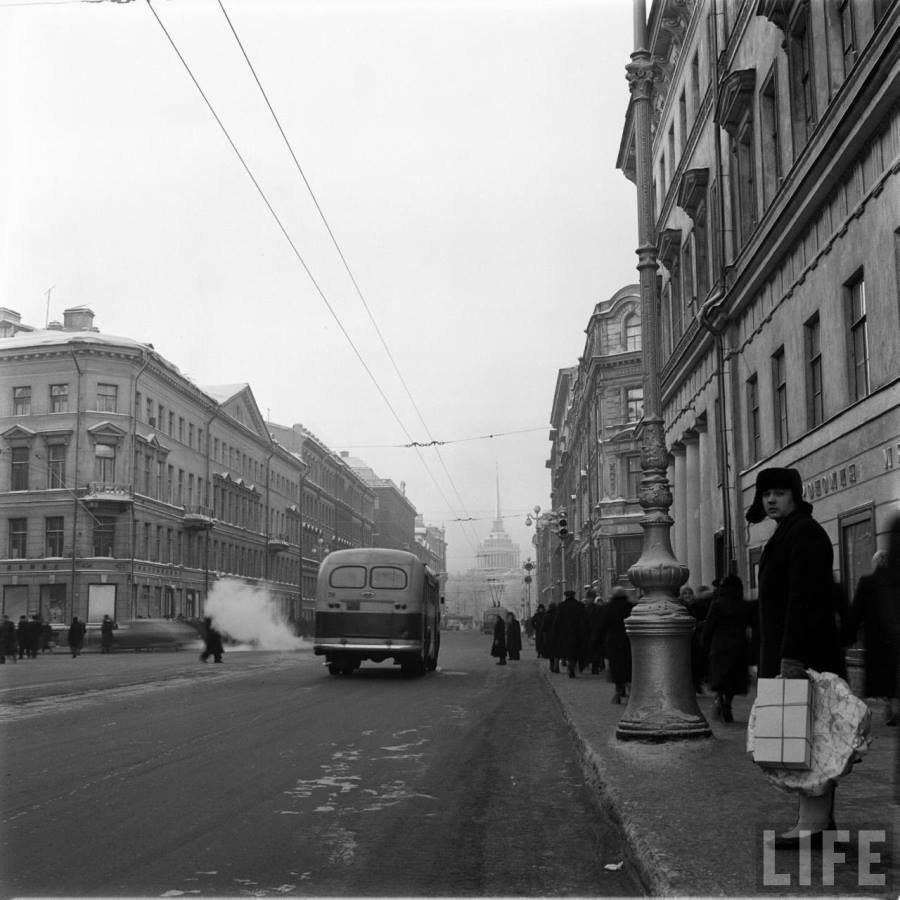 очень старые фото ленинграда возможно