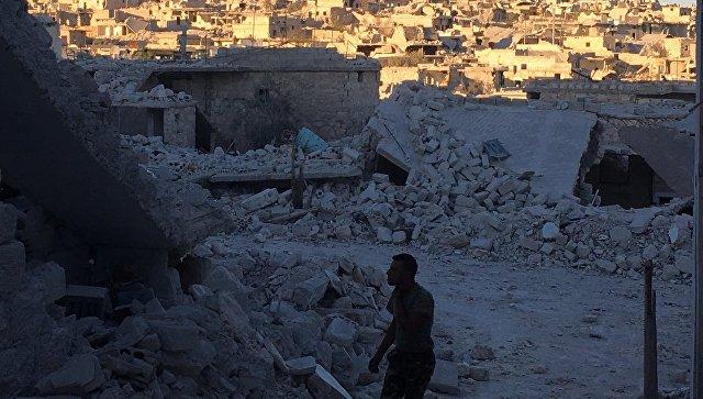Дамаск поблагодарил Москву завклад вборьбу стерроризмом