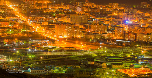 Виды города Чита