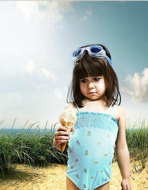 Классные фотожабы на самих себя: фотошоп мастеров