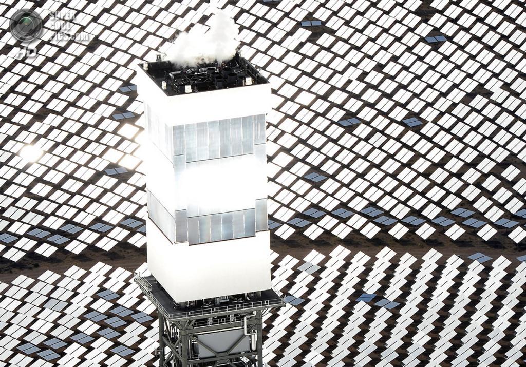 Система солнечных электростанций «Айванпа» (19 фото)