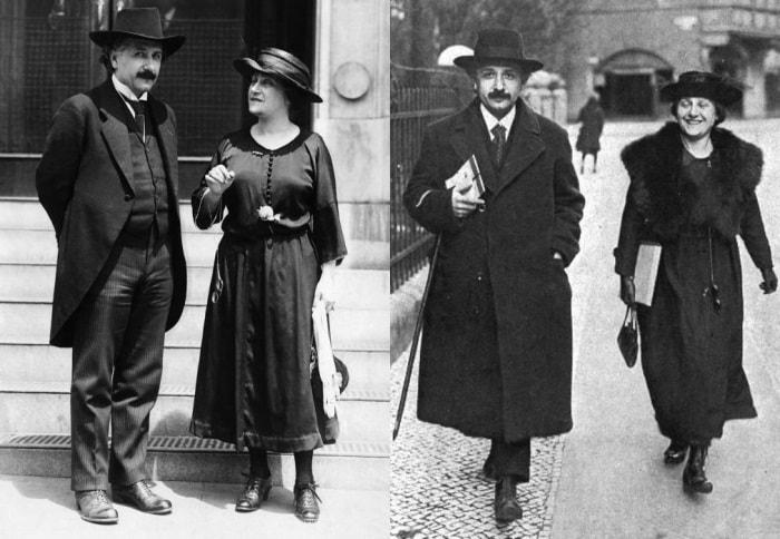 Бывавший у них Чарли Чаплин так отзывался об Эльзе: «Из этой женщины с квадратной фигурой так и била