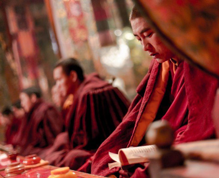 Тибетский персональный тест. Вы будете удивлены результатом! (1 фото)