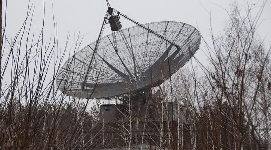 Станция изучения ионосферы Инженеры Советского Союза разработали станцию по чертежам американского п