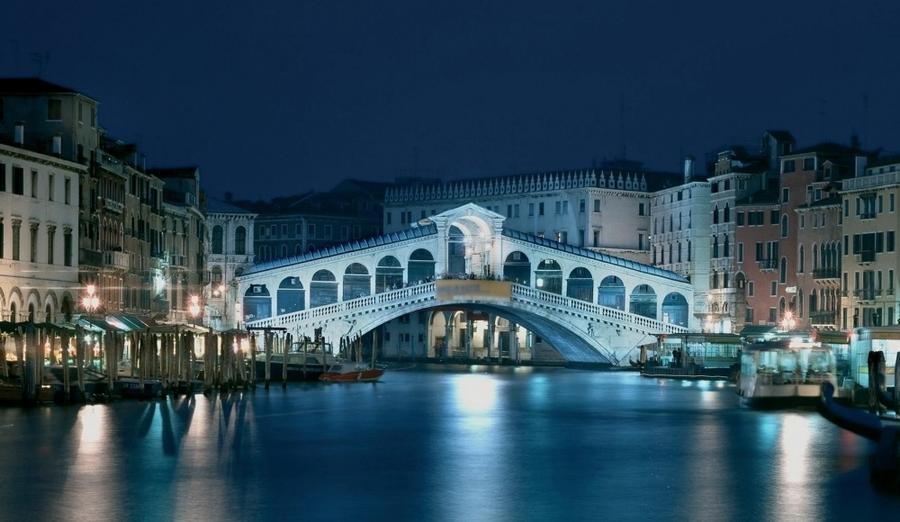 11. Мост Риальто, Венеция