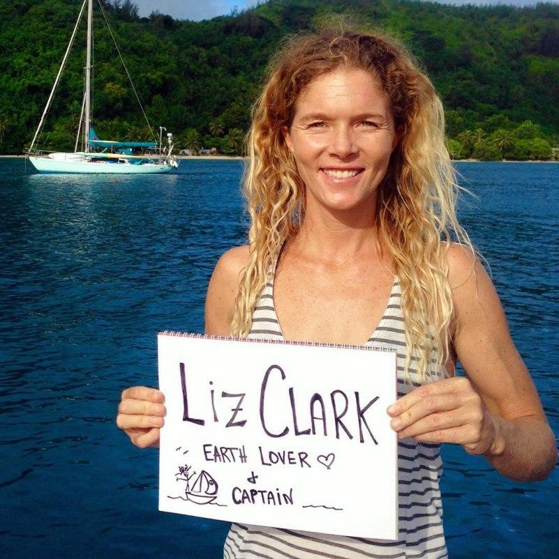 Девушка с самого детства мечтала отправиться в кругосветное плавание . И наконец, в 2005 году она ис