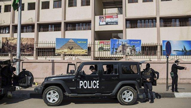 Один излидеров «Братьев-мусульман» убит вЕгипте