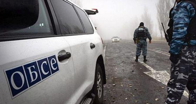 Миссия ОБСЕ отметила стремительный рост количества нарушений перемирия вДонбассе