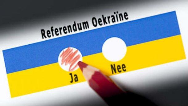 Ядро антиукраинского движения нареферендуме вНидерландах составляли россияне