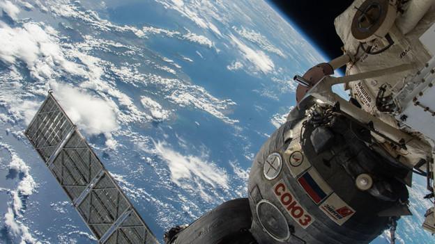 Ученые NASA: Новые космические корабли могут выступить вкачестве «спасательных шлюпок»