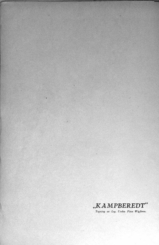 Arte. Finn Wigforss. legionsminner. 140