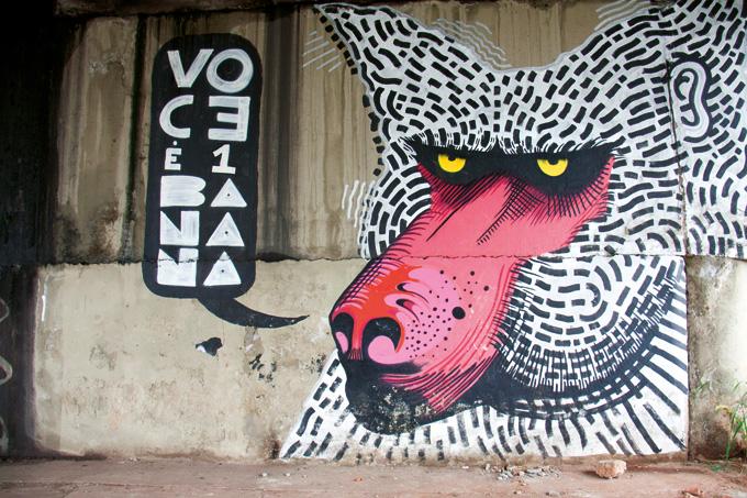 Graffiti SP reune 130 fotografias de Ricardo Czapski feitas nas ruas de SP (5 pics)