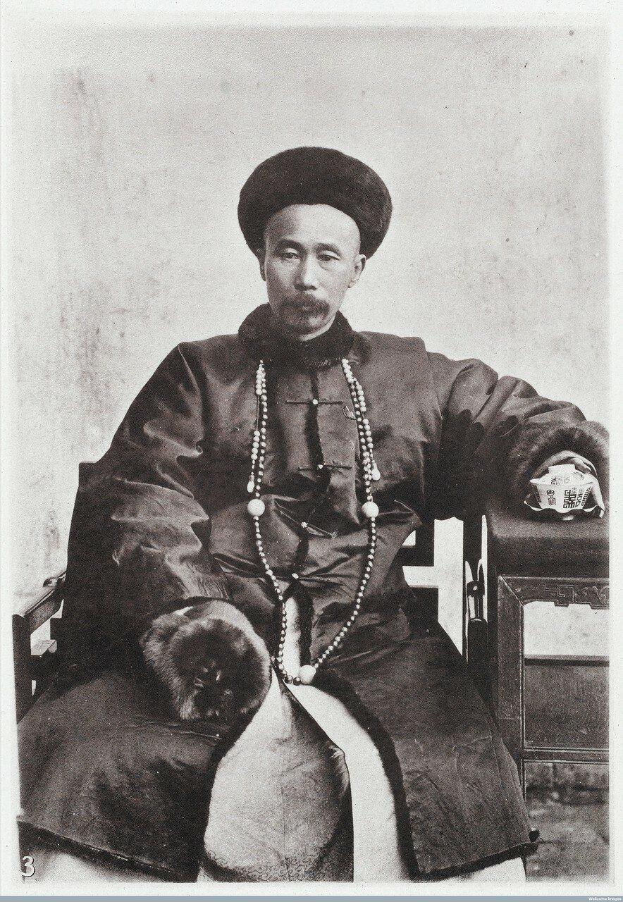 Китай в 1868-1870-х годах на снимках Джона Томпсона