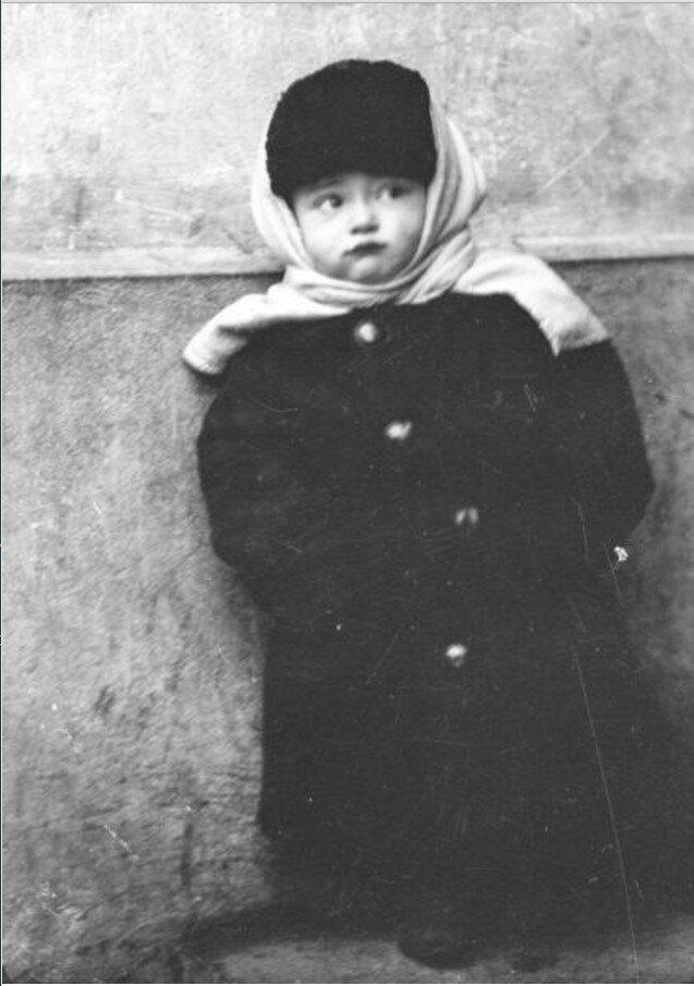 1920-е. Портрет мальчика