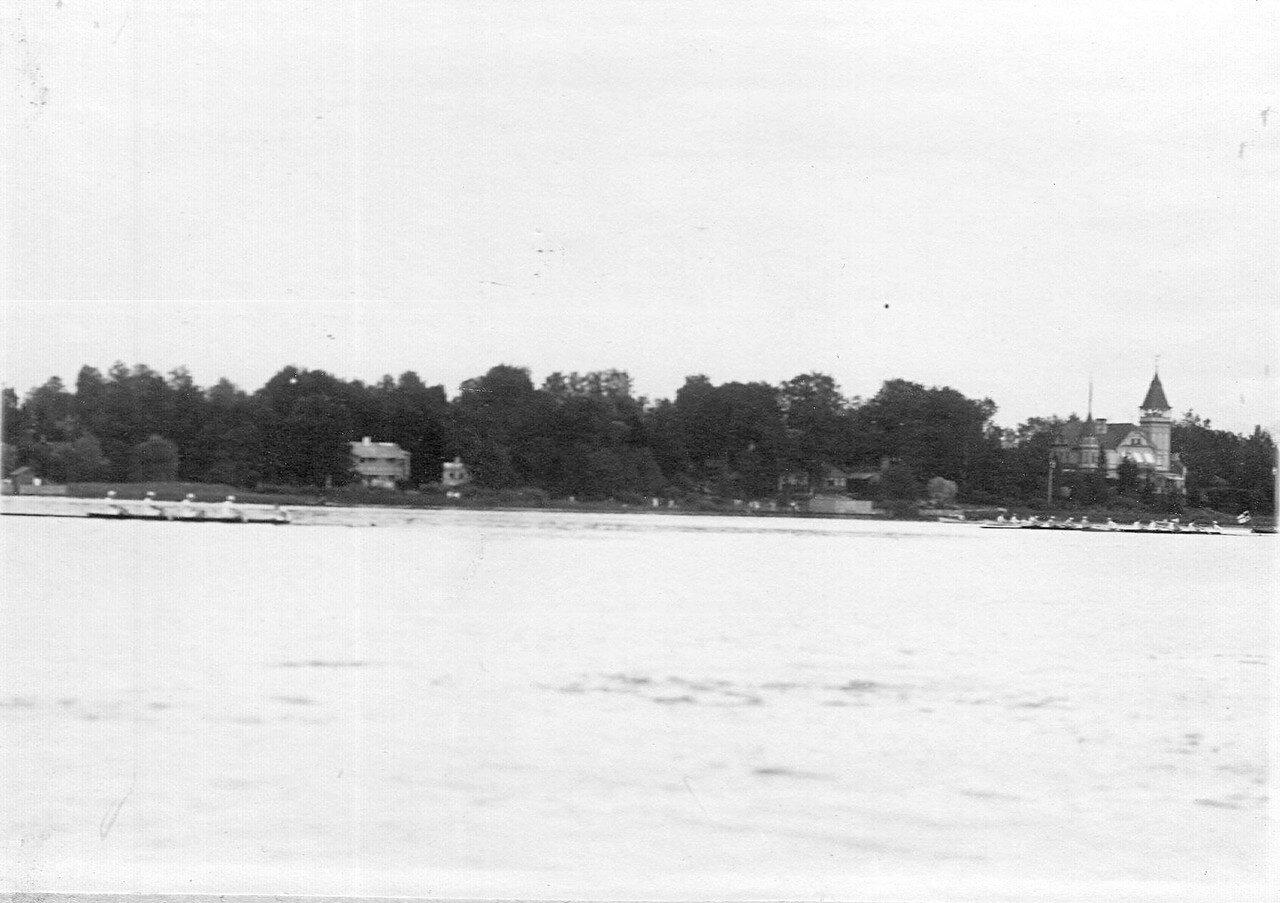 40. Общий вид озера в Шувалове