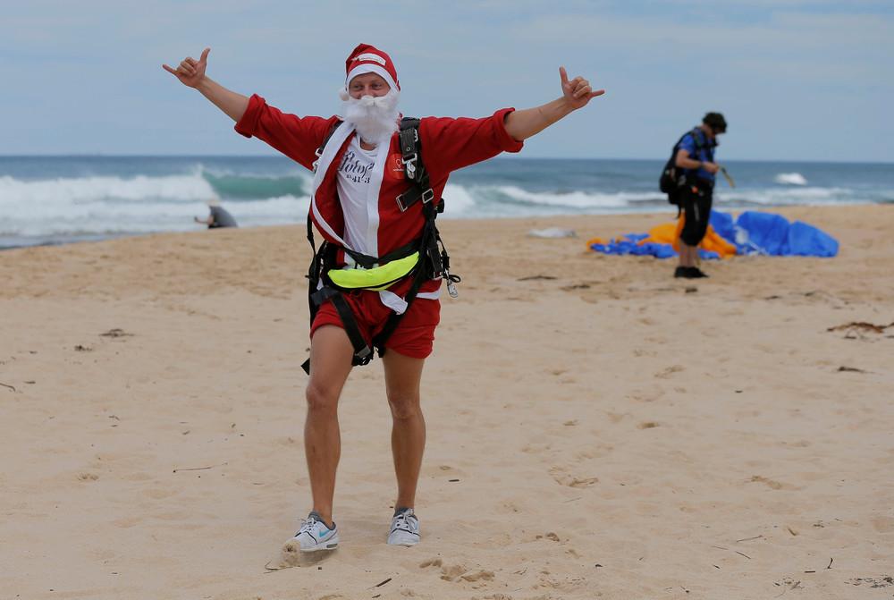 Рождественский рекорд в Австралии