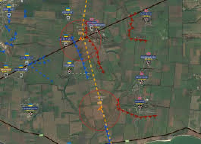 Половина обстрелов позиций ВСУ пришлась на Донецкое направление, по Авдеевке били из тяжелой артиллерии, - пресс-центр штаба АТО